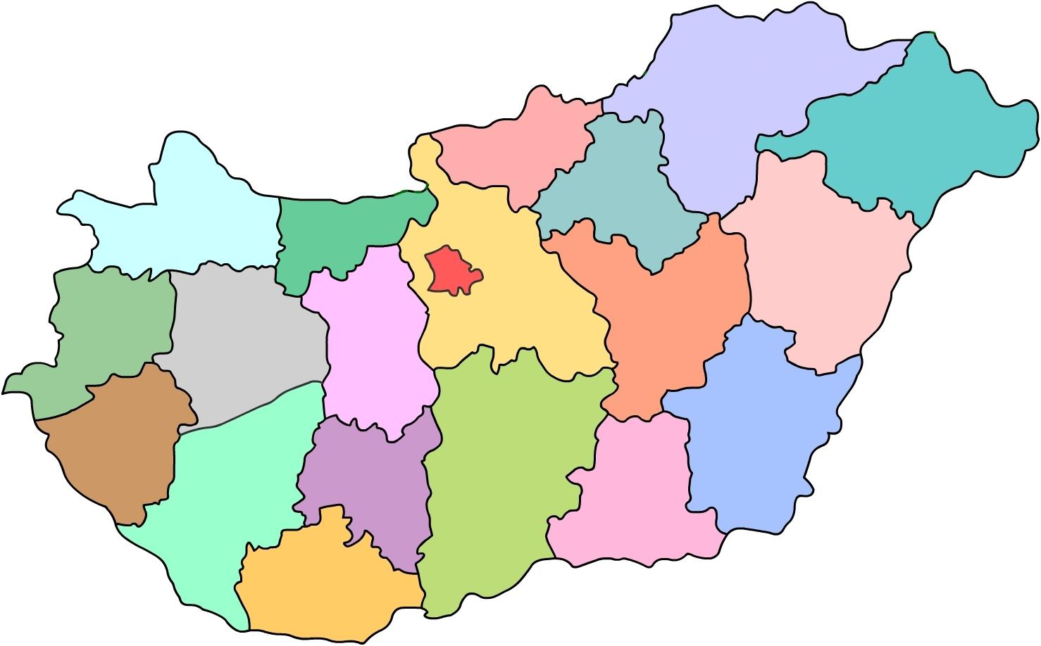 üres magyarország térkép Problem I. 374. üres magyarország térkép